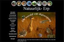 Carel v.d. Sanden Natuur fotograaf